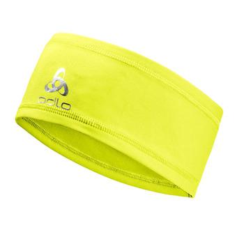 Odlo POLYKNIT LIGHT - Bandeau safety yellow