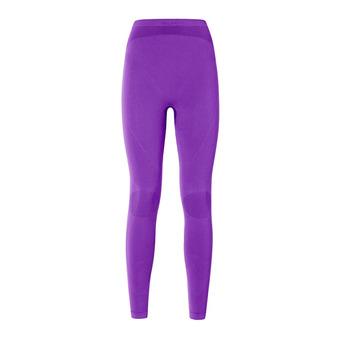 Collant femme EVOLUTION WARM violet