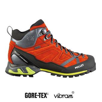 Zapatillas alpinismo hombre SUPER TRIDENT GTX® red