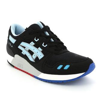 Chaussures lifestyle enfant GEL-LYTE III PS black/crystal blue