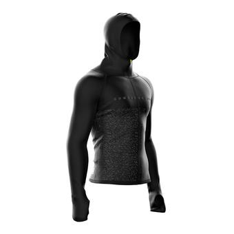 Sudadera hombre 3D THERMO black edition 10