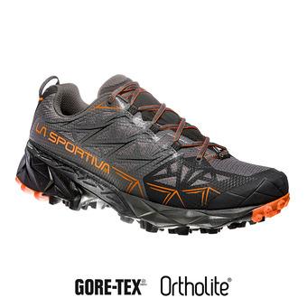 Zapatillas hombre AKYRA GTX carbon/tangerine