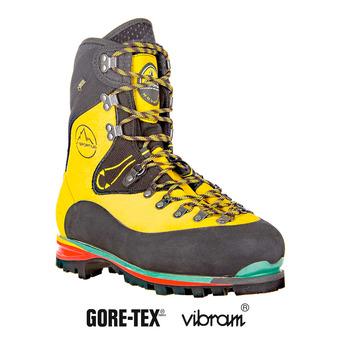 La Sportiva NEPAL EVO GTX - Chaussures alpinisme Homme yellow