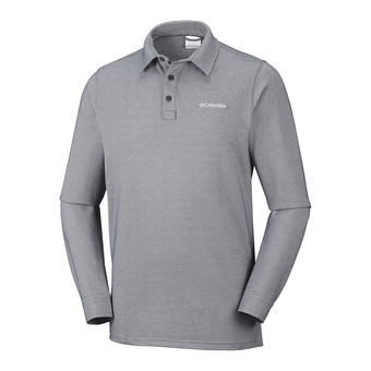 Columbia PILOT PEAK - Polo Homme shark
