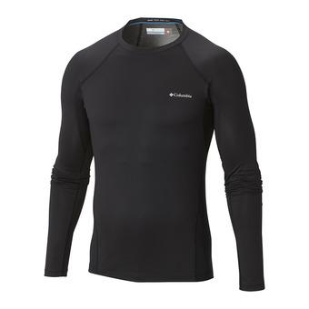 Columbia MIDWEIGHT - Camiseta hombre black
