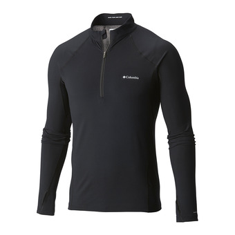 Columbia MIDWEIGHT STRETCH - Camiseta hombre black