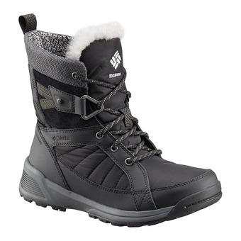 Chaussures après-ski femme MEADOWS SHORTY OMNI-HEAT 3D black steam