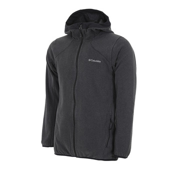Columbia TOUGH HIKER - Fleece - Men's - black