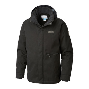 Columbia BOUNDARY BAY - Chaqueta hombre black heather