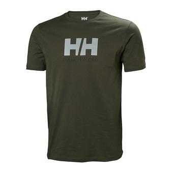 Camiseta hombre HH LOGO beluga