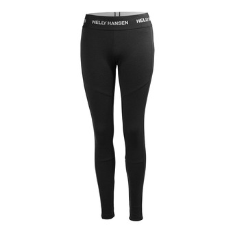 Helly Hansen W HH LIFA MERINO - Tights - Women's - black