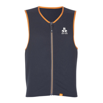 Arva ACTION - Gilet de protection Homme gris/orange