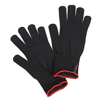 Arva FINGER TOUCH - Glove Liners - black