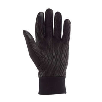 GLOVE TOURING GRIP Unisexe BLACK