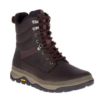 Merrell TREMBLANT POLAR WP ICE+ - Hiking Shoes - Men's - espresso