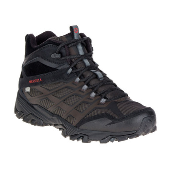 Merrell MOAB FST ICE+ THERMO - Hiking Shoes - Men's - black