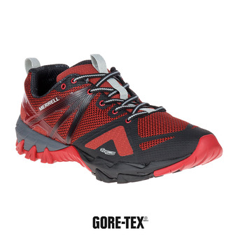Chaussures de trail homme MQM FLEX GTX henna/pepper