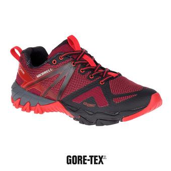 Zapatillas de trail mujer MQM FLEX GTX pomegranate