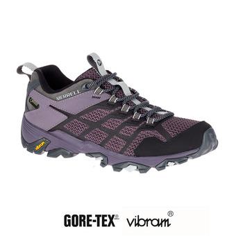 Zapatillas de senderismo mujer MOAB FST 2 GTX granite/shark