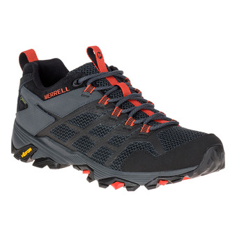 Merrell MOAB FST 2 GTX - Hiking Shoes - Men's - black granite