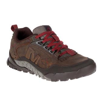 Merrell ANNEX TRAK LOW - Chaussures randonnée Homme clay
