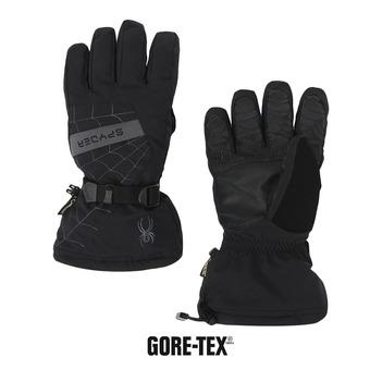Guantes hombre OVERWEB GTX black/pol