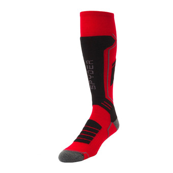 Chaussettes homme VELOCITY red/black/pol