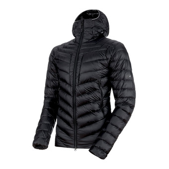 Anorak hombre BROAD PEAK IN black/phantom