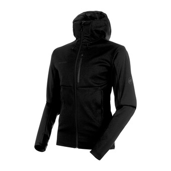 Ultimate V SO Hooded Jacket Men Homme black-black