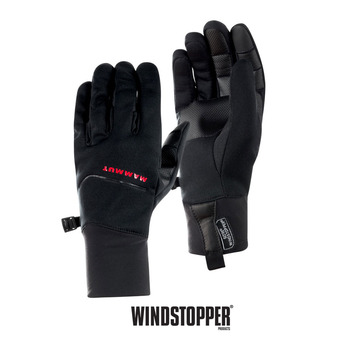 Mammut ASTRO - Guantes black