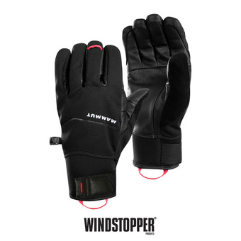 Guantes ASTRO GUIDE black