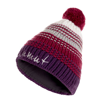 Gorro mujer SALLY grape/beet
