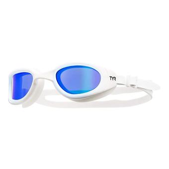 Gafas de natación polarizadas SPECIAL OPS 2.0 blue/white/white