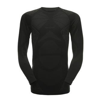 Camiseta térmica hombre CAPTAIN black/pol