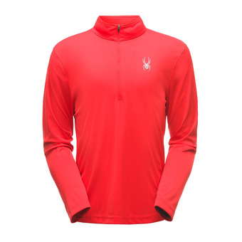 Camiseta hombre LIMITLESS SOLID red/red
