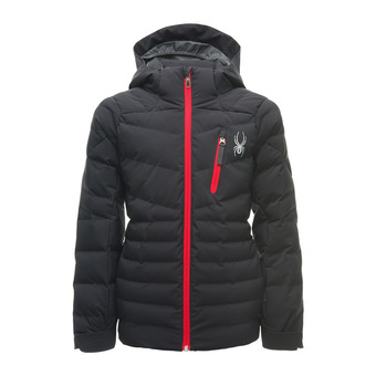 Anorak niño IMPULSE SYNTHETIC black/red