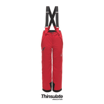 Pantalon garçon PROPULSION red/black