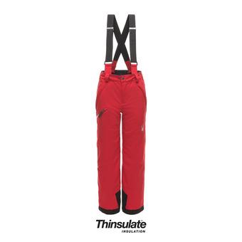 Pantalón niño PROPULSION red/black