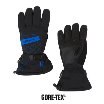 Gants homme OVERWEB GTX black/tks