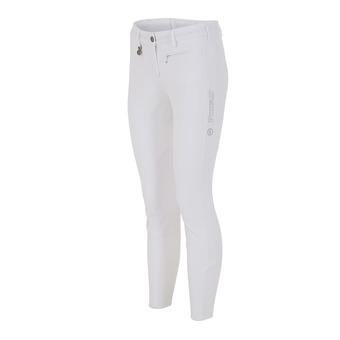 Pantalon femme PRISCA blanc