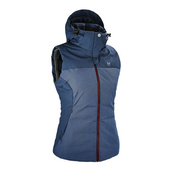 Chaleco mujer CELSIUS navy