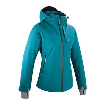 Essential Jacket Femme Emerald