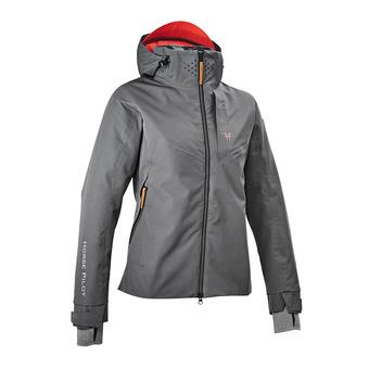 Essential Jacket Femme Grey