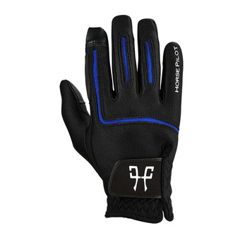 Horse Pilot WINTER - Gants black