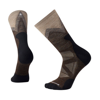 Smartwool PRO APPROACH LIGHT ELITE CREW - Socks - black