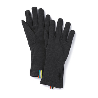 Smartwool MERINO 250 - Guantes hombre charcoal heather