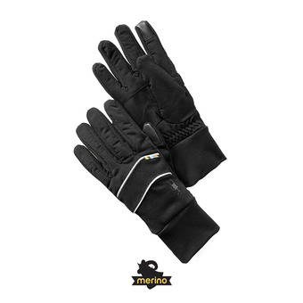 Smartwool PHD TRAINING - Guantes black