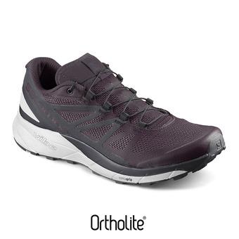 Zapatillas de trail mujer SENSE RIDE potent purple/wh/gy