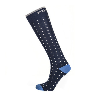 Equiline DOT - Chaussettes blue