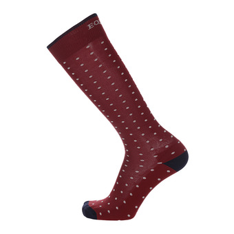 Equiline DOT - Chaussettes rio red